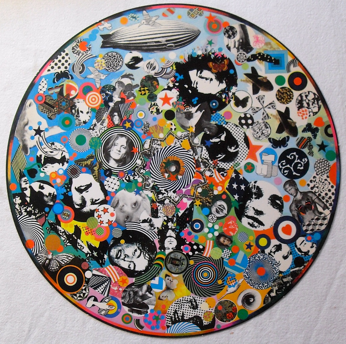 Arts Koolda Image Vinyl Therapy 1970 Led Zeppelin Iii