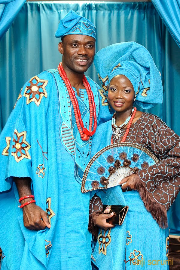 African Pearl Bridal: Various Cultures With Different