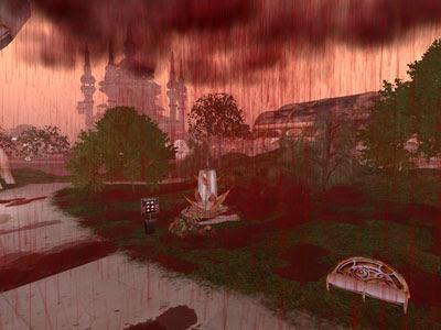 the blood monsoon Misteri Hujan Berwarna Merah di India (Hujan Darah)