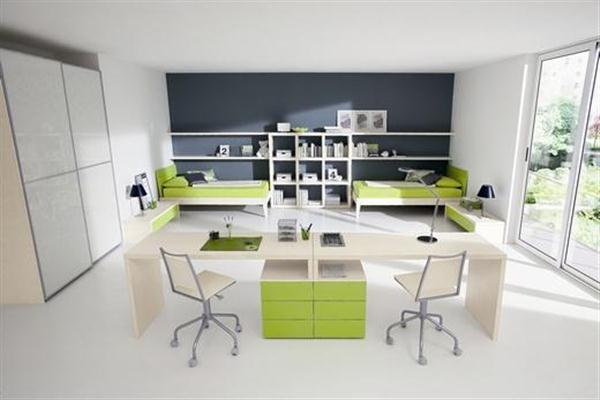 Uzumaki Interior Design: Modern Fantastic Colour Kids Bedroom