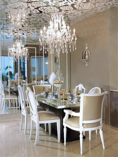 Modern Design Dining Room: Uzumaki Interior Design: New Exclusive Dining Room
