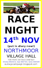 Race Night! 14 Nov 2009