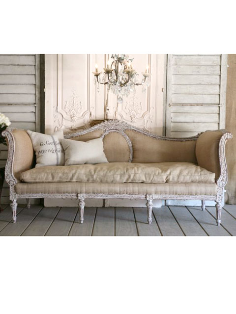 The Passionate Home The Beauty Of Burlap