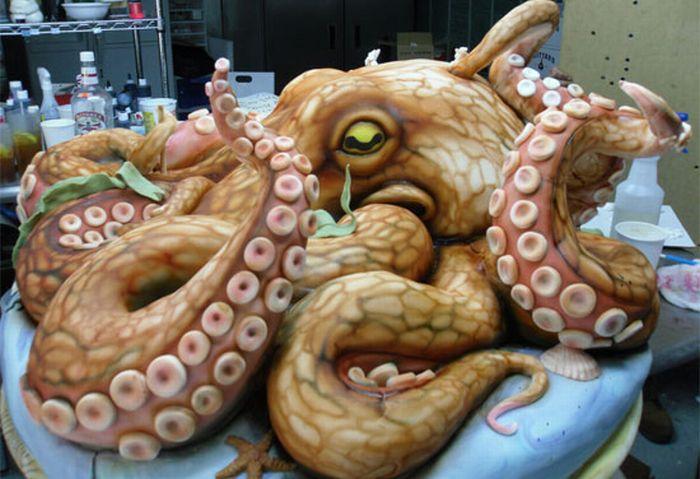 Dr Strange Wedding Cake