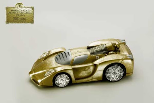 «Gold» toys for children