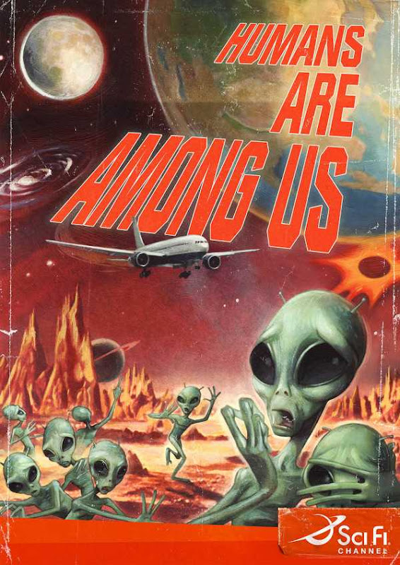 Sci-Fi: People among us!!!