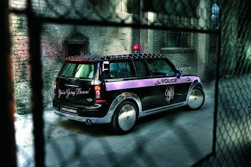 Clubman MINI by WOW Barbie