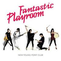 New Young Pony Club - Fantastic Playroom