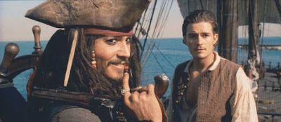 Pirates of the Caribbean 1 - Best Film 2003