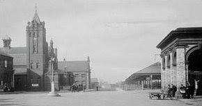 Saltburn Station circa 1910