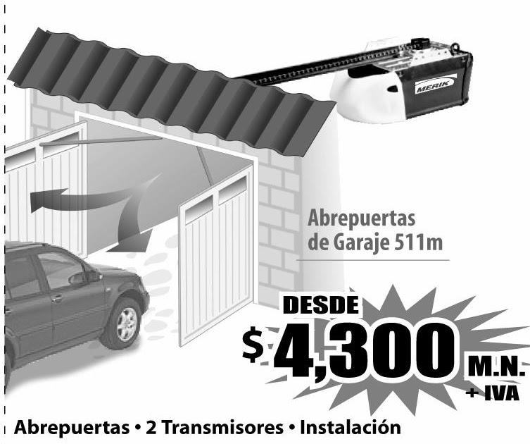 Ads cocheras automaticas automatizacion de puertas - Automatizacion de puertas ...