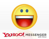 yahoo messenger 10 with voice emoticon