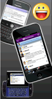 With-Yahoo-Messenger-10-send-and-receive-messages-on-your-mobile-phone