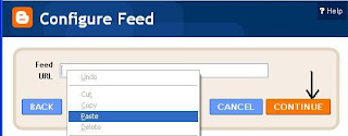 How To Add Facebook Status Updates in Blogger Blogs 6