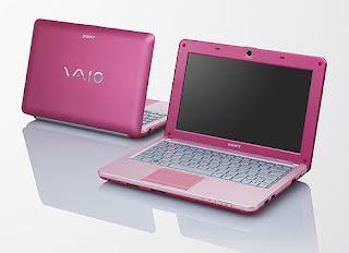 Sony VPCW115XG pink