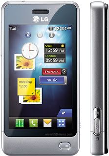 LG GD510 Pop mobile phone