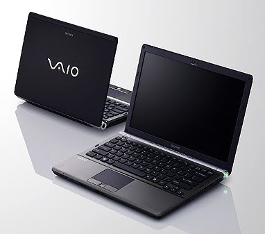 Sony Vaio SR56-stylish laptop overview
