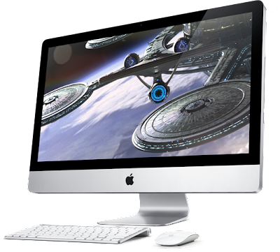 Apple iMac - The new all-in-one desktop computer loaded with splendid features for flexible computing