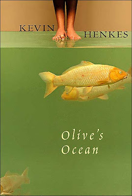 Banned Book Challenge - Olive's Ocean