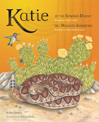 Katie of the Sonoran Desert - illustrated by ME!