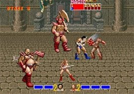 golden axe gratis: