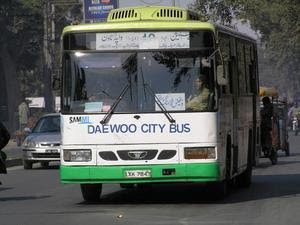 Buses & Terminals of Pakistan - SkyserCity