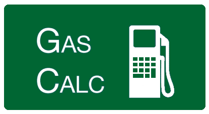 Gas Calc Fuel and Mileage Calculator