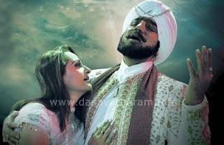 Kamal as Avtar Singh and Jaya Prada