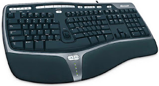 Microsoft Ergonomic Keyboard Model