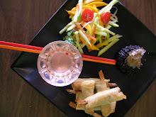Almuerzo en el Andaman. Thai Cuisine