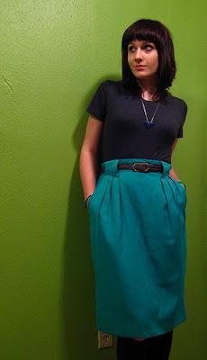 high waist skirt tips