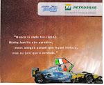 O primeiro irlandês campeão mundial de Fórmula 1 do imaginário do meu faz-de-conta.