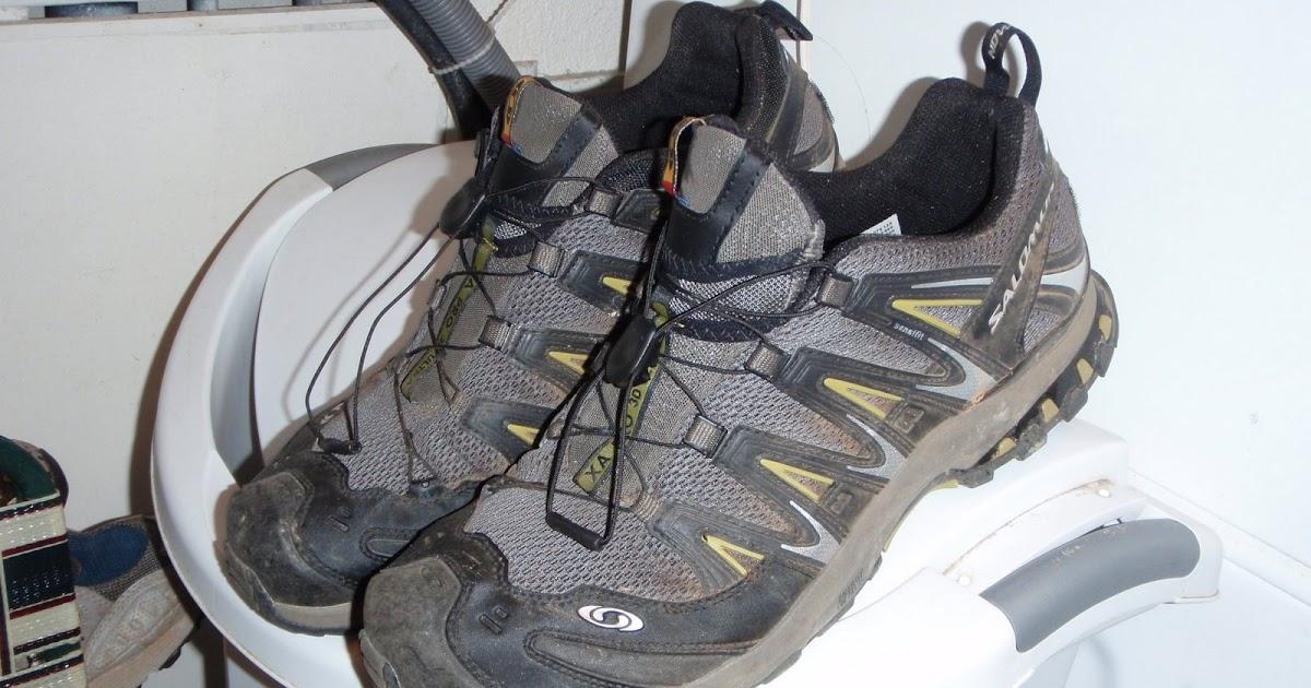Buy Salomon Trail Gaiters Low Black Shoe Size Large