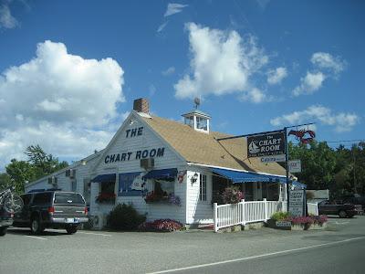 The Chart Room Bar Harbor Maine