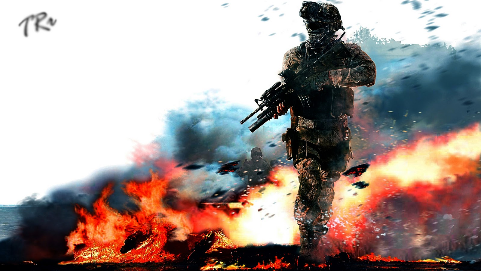 Call of Duty Black Ops │HD Wallpapers 1900x1200 | Desktop Wallpapers