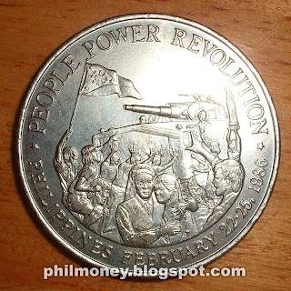 Philippine Money Peso Coins And
