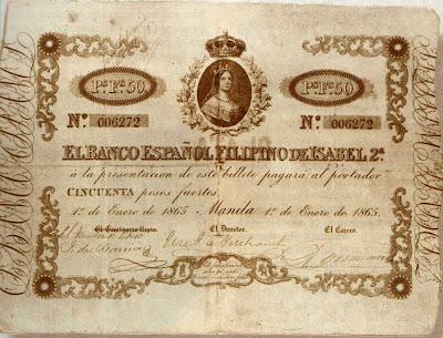 banco filipino. Banco Español Filipino de