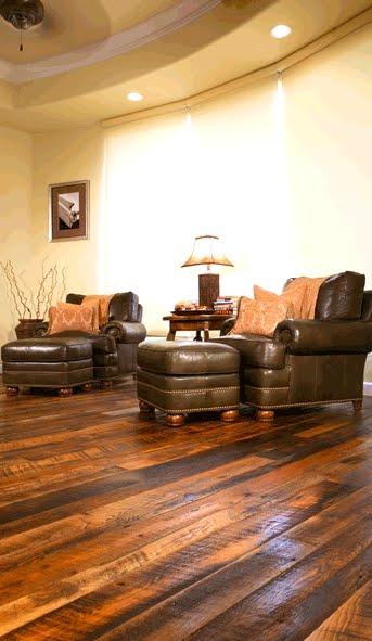 Viejas tablas de madera