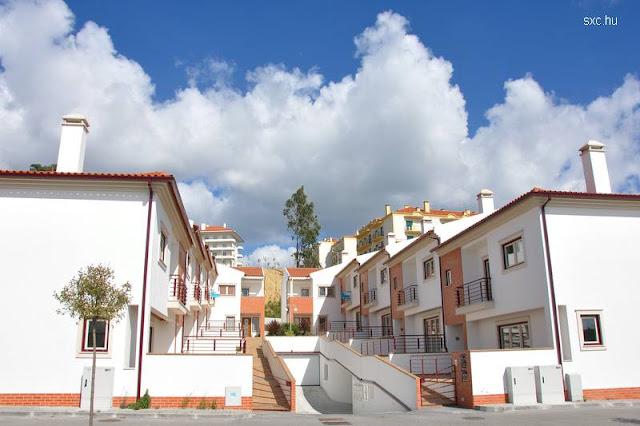 Casas en terrazas