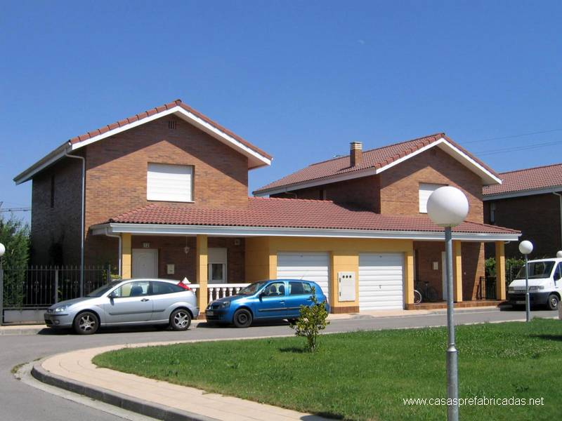 Casas de madera prefabricadas construccion de casas prefabricadas - Construccion de casa prefabricadas ...