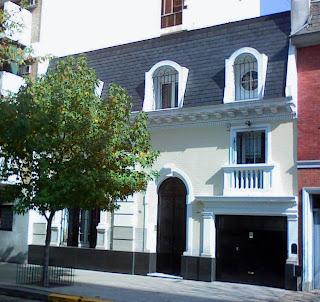 Casa estilo francés