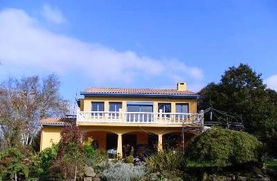Casa de estilo provenzal