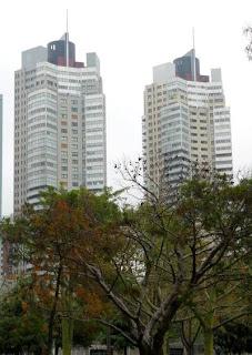 Torres de apartamentos