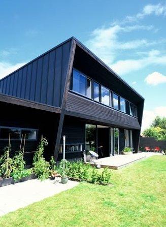 Sector de los fondos de casa residencial en Auckland