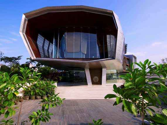 Casa residencial vanguardista extraordinaria en Malasia