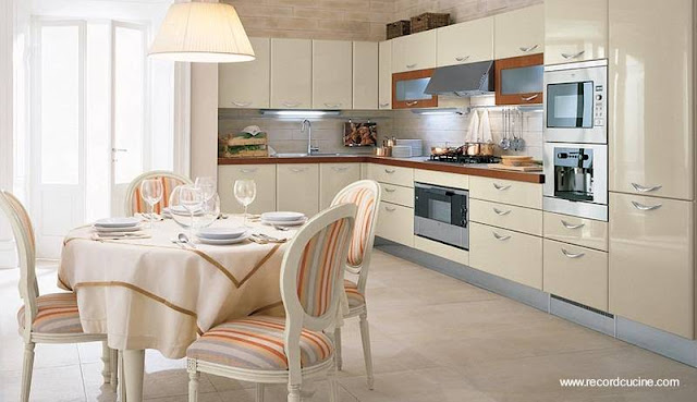 #5 Cocina color natural