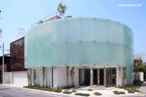 Arquitectura de casas casa obra moderna japonesa for Casa moderna japonesa