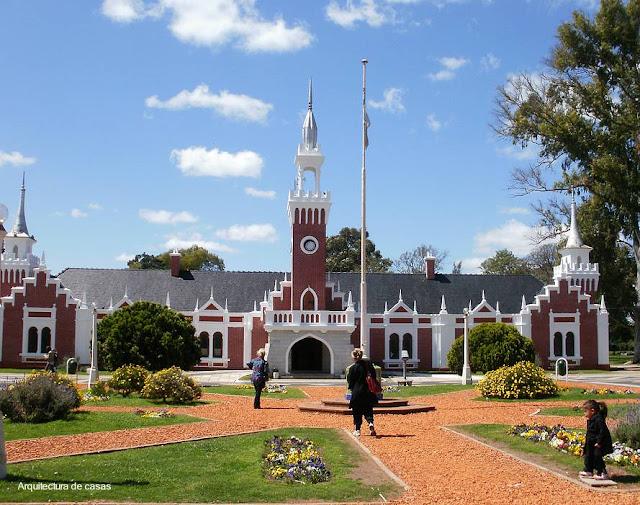 Palacio de la Rep. de los Niños en Argentina