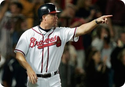 Chipper Jones is ridiculous.
