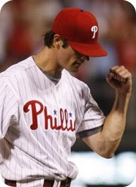Cole Hamels becomes a man.
